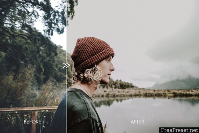 AMBER Moody Fall Lightroom Presets 3686942