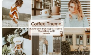 Coffee Theme Lightroom Presets 2880575