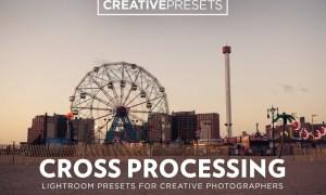 Cross Processing Lightroom Presets 4VZEH2T