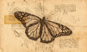 Da Vinci Sketch Photoshop Action 4SKAAT