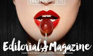 Editorial / Magazine Lightroom Presets