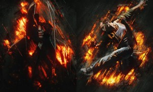 Fury 3 Photoshop Action CGH2ML