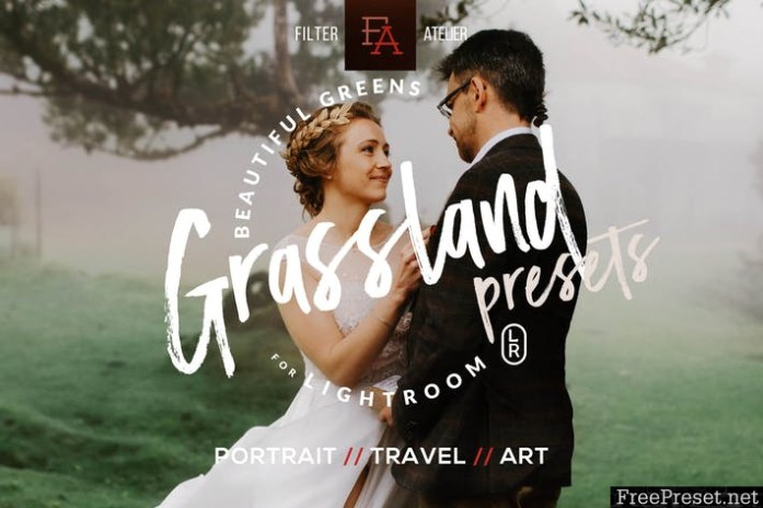 Grassland Lightroom Presets 9UAV46