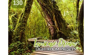 Landscape Dream Lightroom Presets 3218784