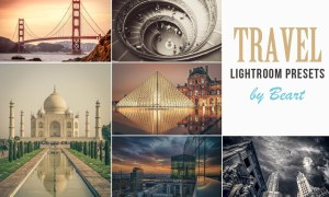 Landscape & Travel Lightroom Presets  97739