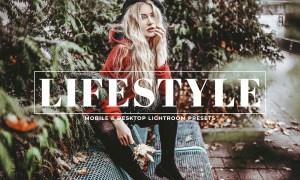 Lifestyle Lightroom Presets Pack 3687468