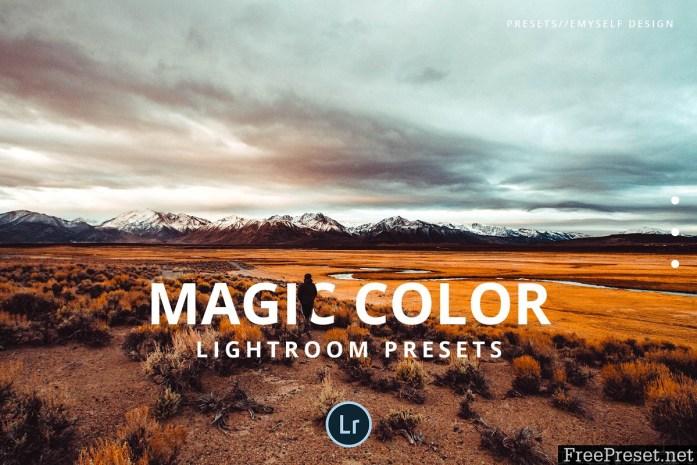 Magic Color Lightroom preset 2551833