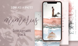 Memories Instagram Pack 3652489