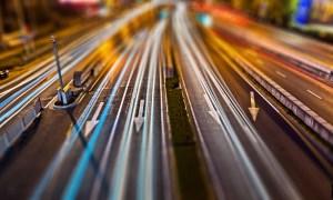 Miniature Tilt Shift Blur Action 20313556