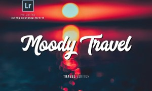 Moody Travel Lightroom Presets 2582939