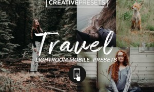 Travel Lightroom Mobile Preset TCHAVJ8