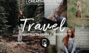 Travel Lightroom Mobile Preset TCHAVJ8