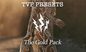 Tricia Victoria - Custom Presets for Lightroom - The Gold Pack