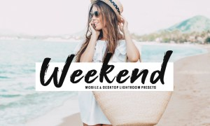 Weekend Mobile & Desktop Lightroom Presets TPG9CAH