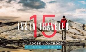 15 Insta Traveler Lightroom Presets 3682871