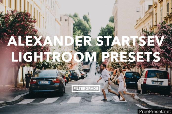 Alexander Startsev Lightroom Presets