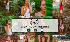 Bali Lightroom Presets 3741528