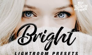 Bright Lightroom presets 2323073
