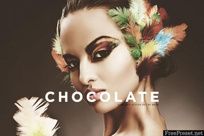 Chocolate Action 45EM3M