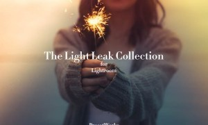 Essential Light Leak Lightroom Presets  DEC2ZS
