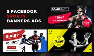 Facebook Sports Banners