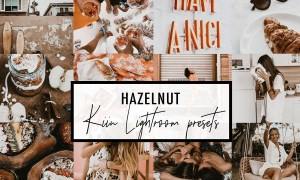 HAZELNUT VINTAGE LIGHTROOM PRESETS 3763082