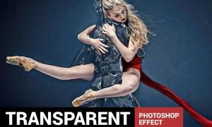Liquidum - Transparent Painting Photoshop Action - 9NZTH3