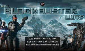 Neumann Films - The Blockbuster LUTs (Win/MacOS)