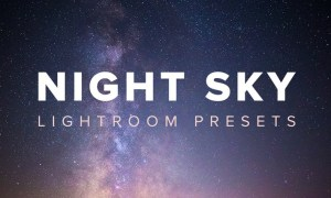 Night Sky Lightroom Presets - WSMAZ3