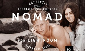 Nomad Presets for Lightroom AEDGSC