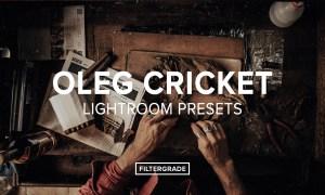 Oleg Cricket Lightroom Presets