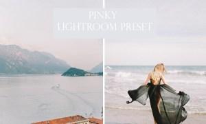 Pinky film lightroom preset 3481173