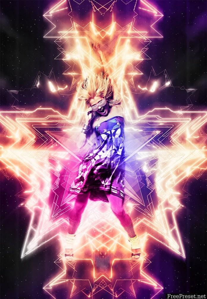 Prism Photoshop Action SCXPXQ
