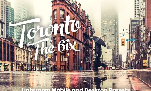 Toronto - The 6ix Presets 3784645