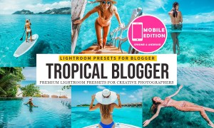 Tropical blogger Lightroom Presets 3673296