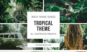 Tropical Lightroom Presets Instagram 2043268