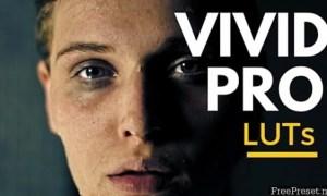 VIVID LUTs Pro (Win/Mac) Complete
