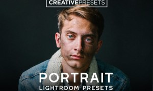 +80 Portrait Lightroom Presets - Bundle