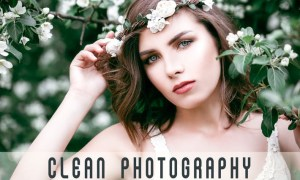 Clean Photography Mobile & Desktop Lightroom Prese