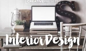 Interior Design Lightroom Presets PVZG7E