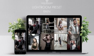 Lightroom Preset - Rain 3804683