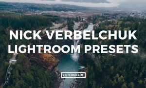 Nick Verbelchuk Lightroom Presets