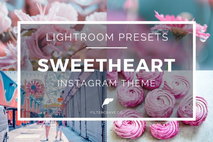 Pastel Instagram Lightroom Presets 2290742