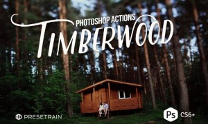 Timberwood Authentic Actions FUBN58