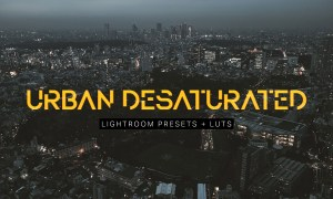 Urban Desaturated Lightroom Presets 2266110