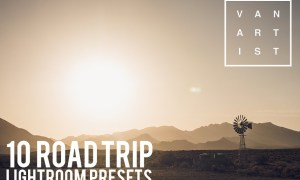 10 Roadtrip Lightroom Presets 1772179