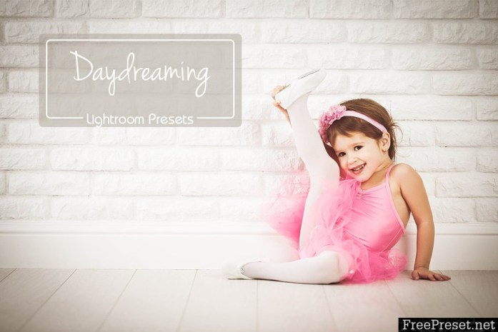 20 Lightroom Daydreaming Presets 2177282