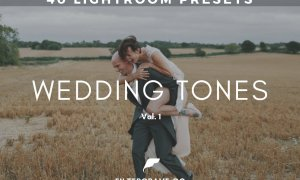 40 Wedding Lightroom Presets Bundle 1935367Wedding Lightroom Presets Vol. III contains 40 Premium Lightroom Presets inspired by VSCO cam presets and wedding photos on Instagram. These filters will enhance your photos with one click!  Original Value: $59 | Current Sale Price: $19  Compatibility:  Software: Adobe Lightroom 5, Adobe Lightroom 6, and Adobe Lightroom CC Image File Types: JPEG, TIFF, RAW, PSD, DNG These presets are ideal for the following types of photos:  Wedding Photography Engagement Photography Portrait Photography Candid Event Shots Still Life Photography Flat Lay Photography But don't worry, Filtercrave presets are very versatile and customizable for a variety of image types!  What's Included:  40 One-Click Premium Wedding Lightroom Presets 95 FREE Stackable Lightroom Presets from The Filtercrave Adjustment Toolkit : Help File: Installation Instructions + Terms of Use/Policies FREE Product updates