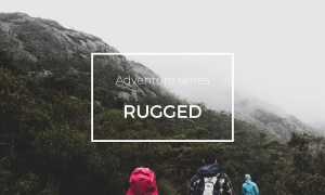 Adventure Series: Rugged LR Preset 1623820