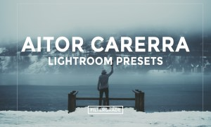 Aitor Carrera Lightroom Presets